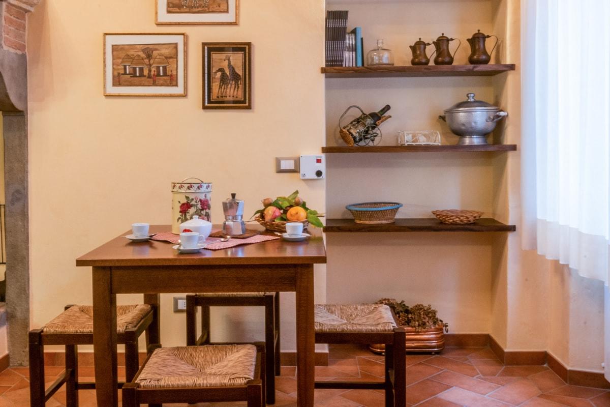 Appartamento Donatella - Angolo colazione