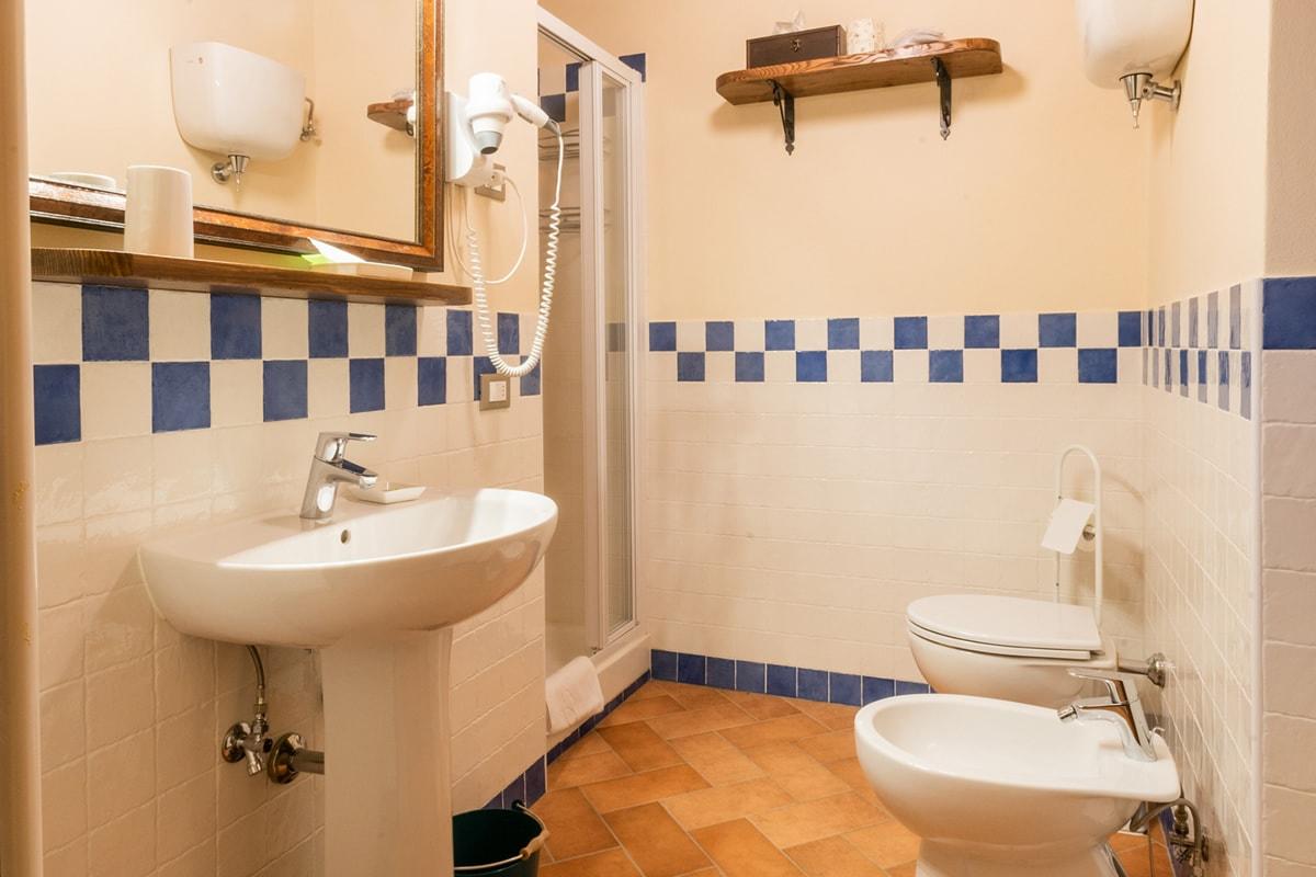 Appartamento Donatella - Bagno privato camera doppia