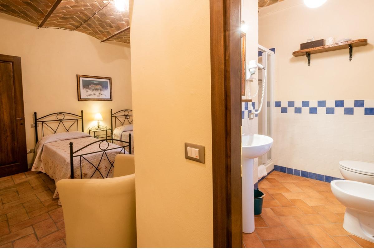Appartamento Donatella - Camera doppia con bagno privato