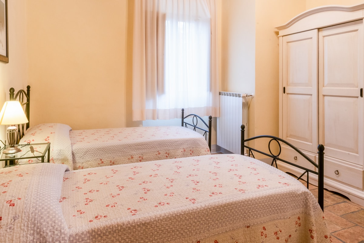 Appartamento Donatella - Camera doppia con letti singoli