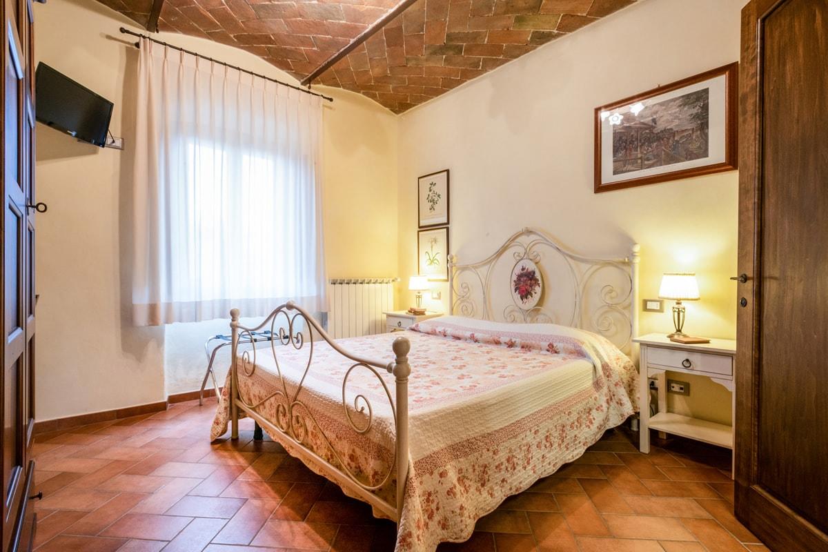 Appartamento Donatella - Camera matrimoniale