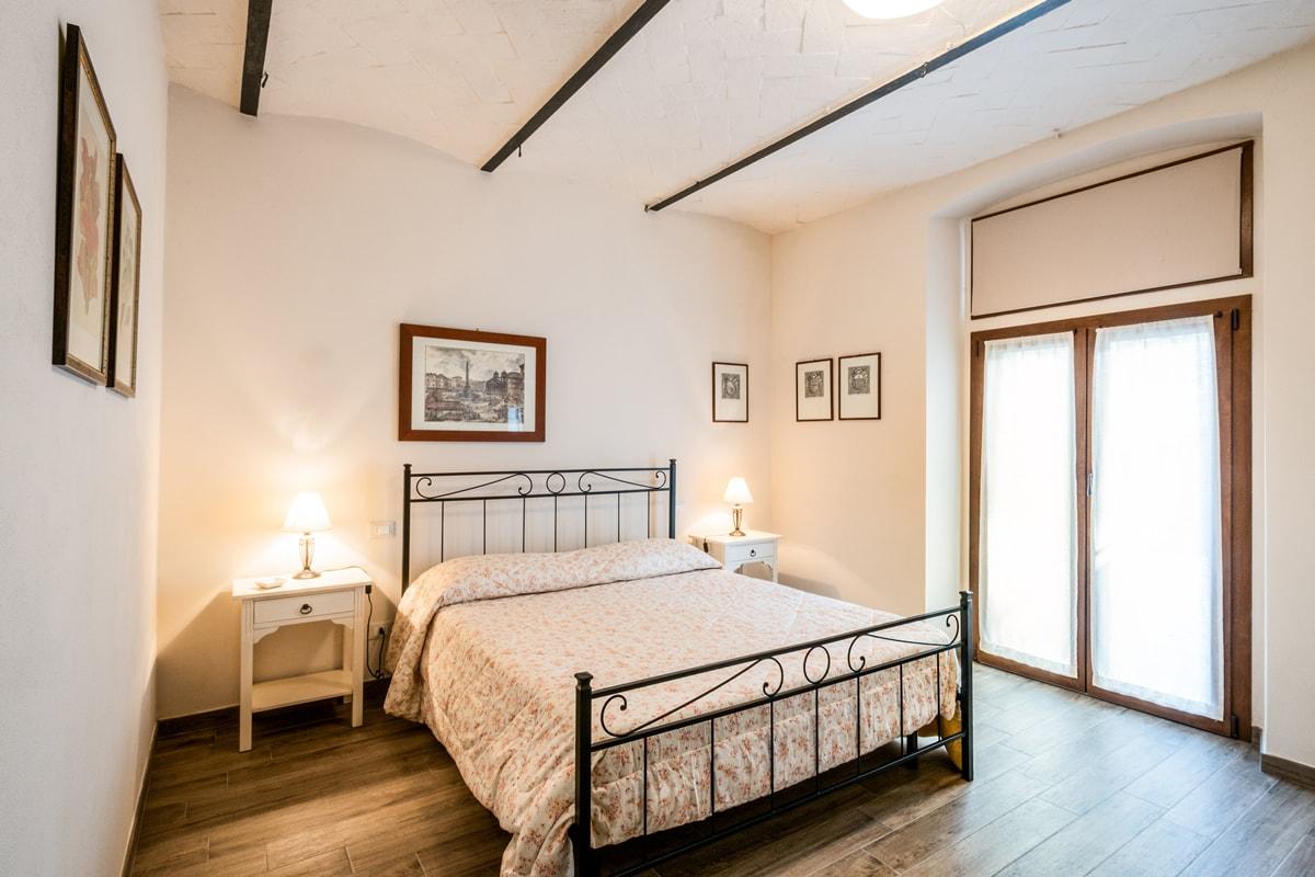 Appartamento Fabrizia - Camera matrimoniale