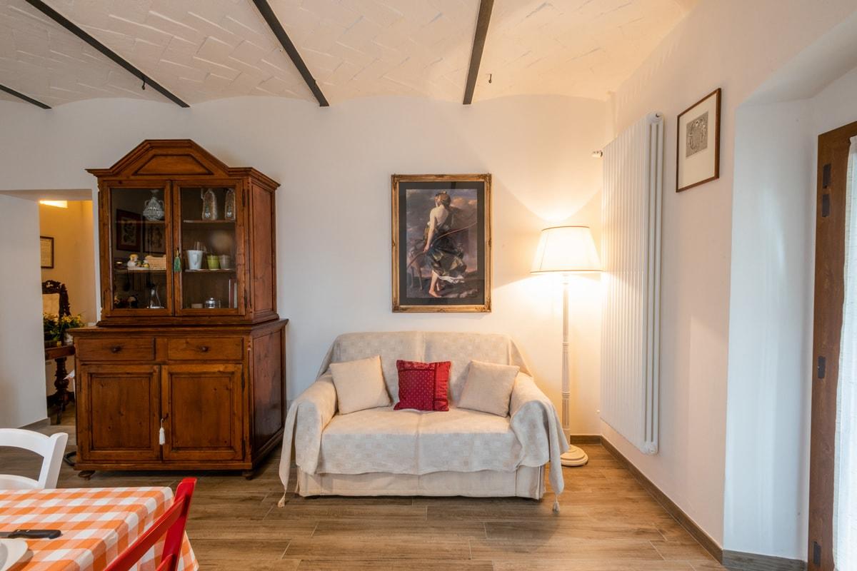 Appartamento Fabrizia - Divano relax