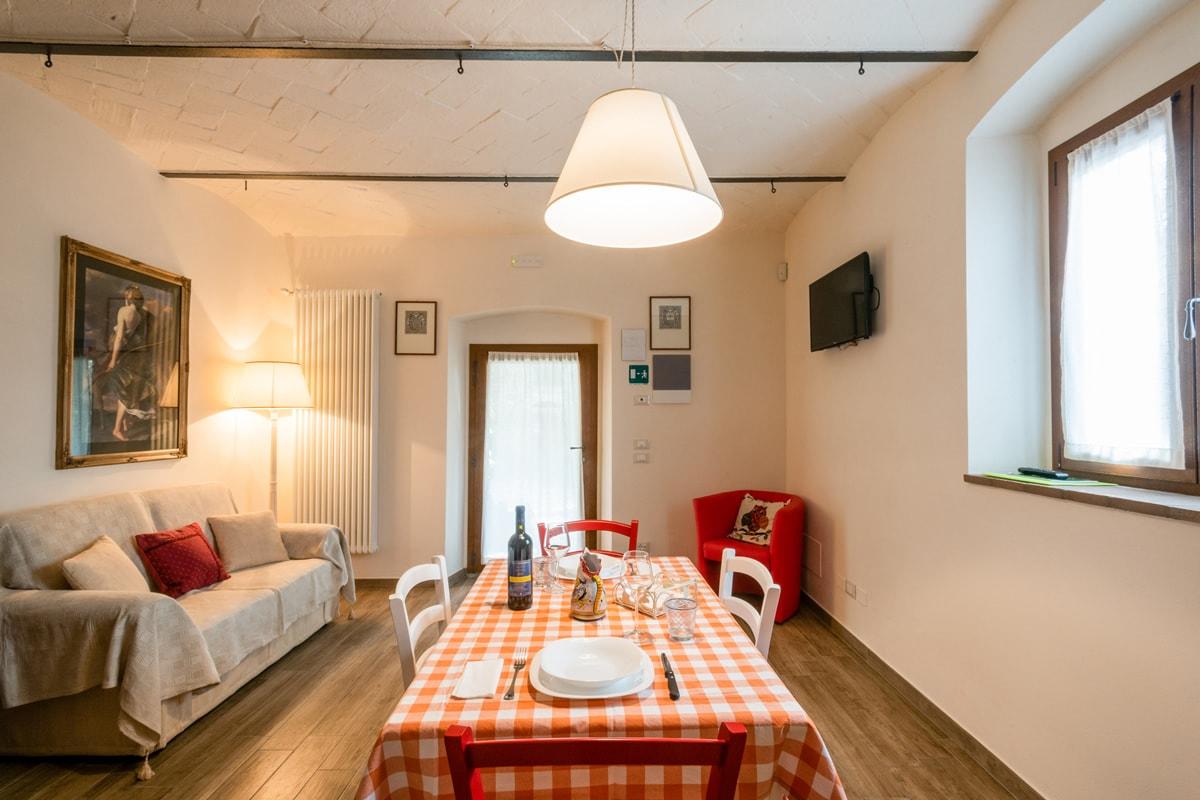 Appartamento Fabrizia - Porta di ingresso