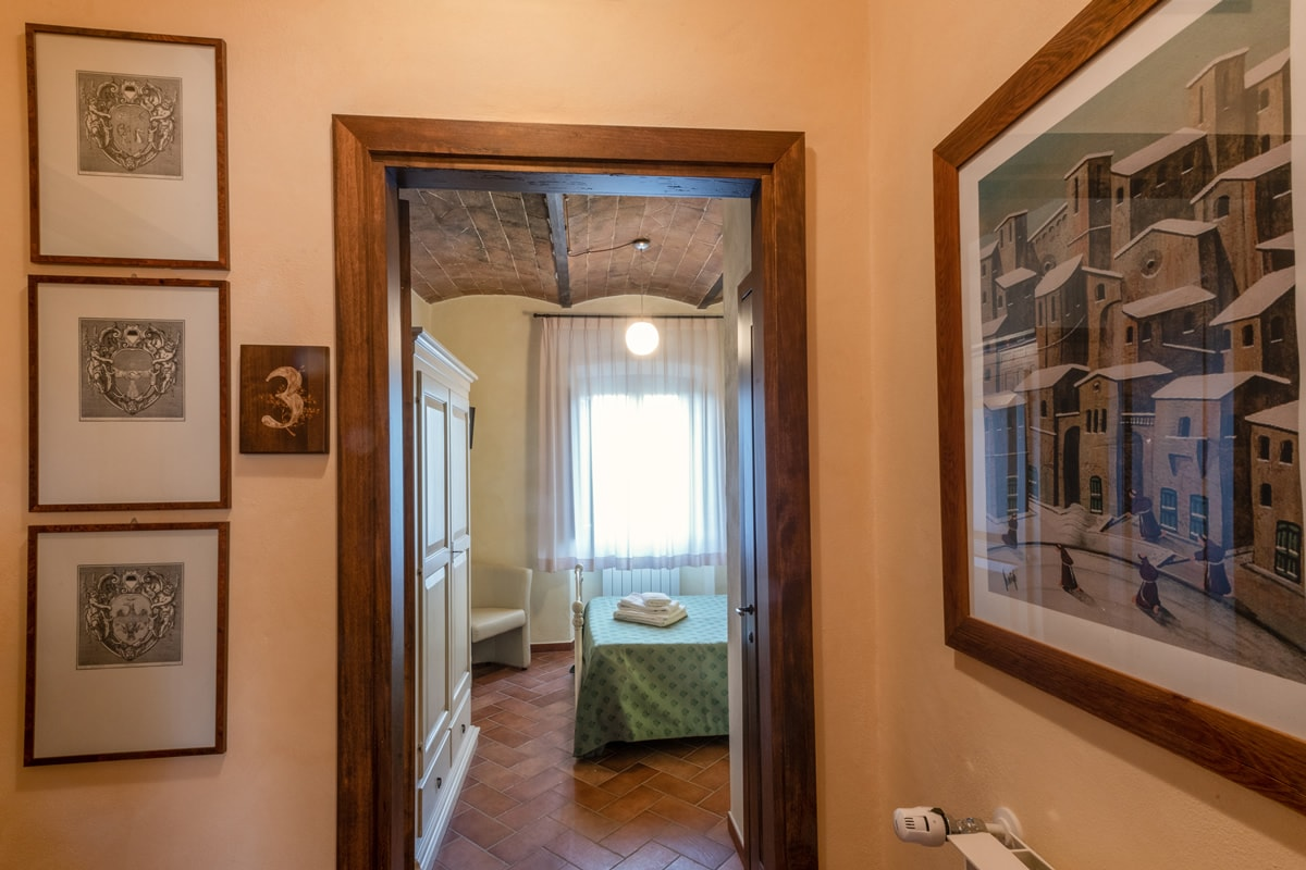 Appartamento Maria - Seconda camera matrimoniale