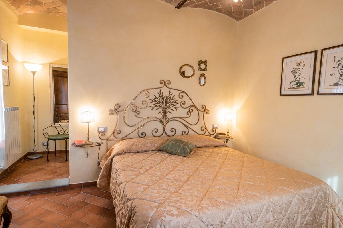 Appartamento Maria - Camera matrimoniale con bagno privato