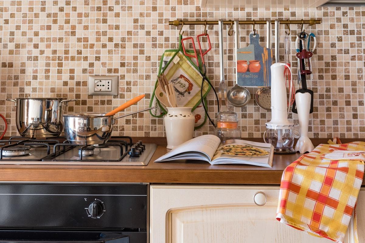 Appartamento Maria - Cucina attrezzata