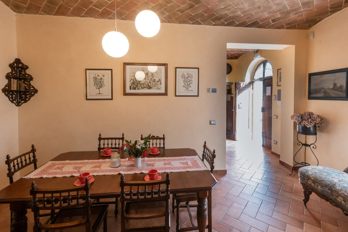 Appartamento Maria - Ingresso cucina
