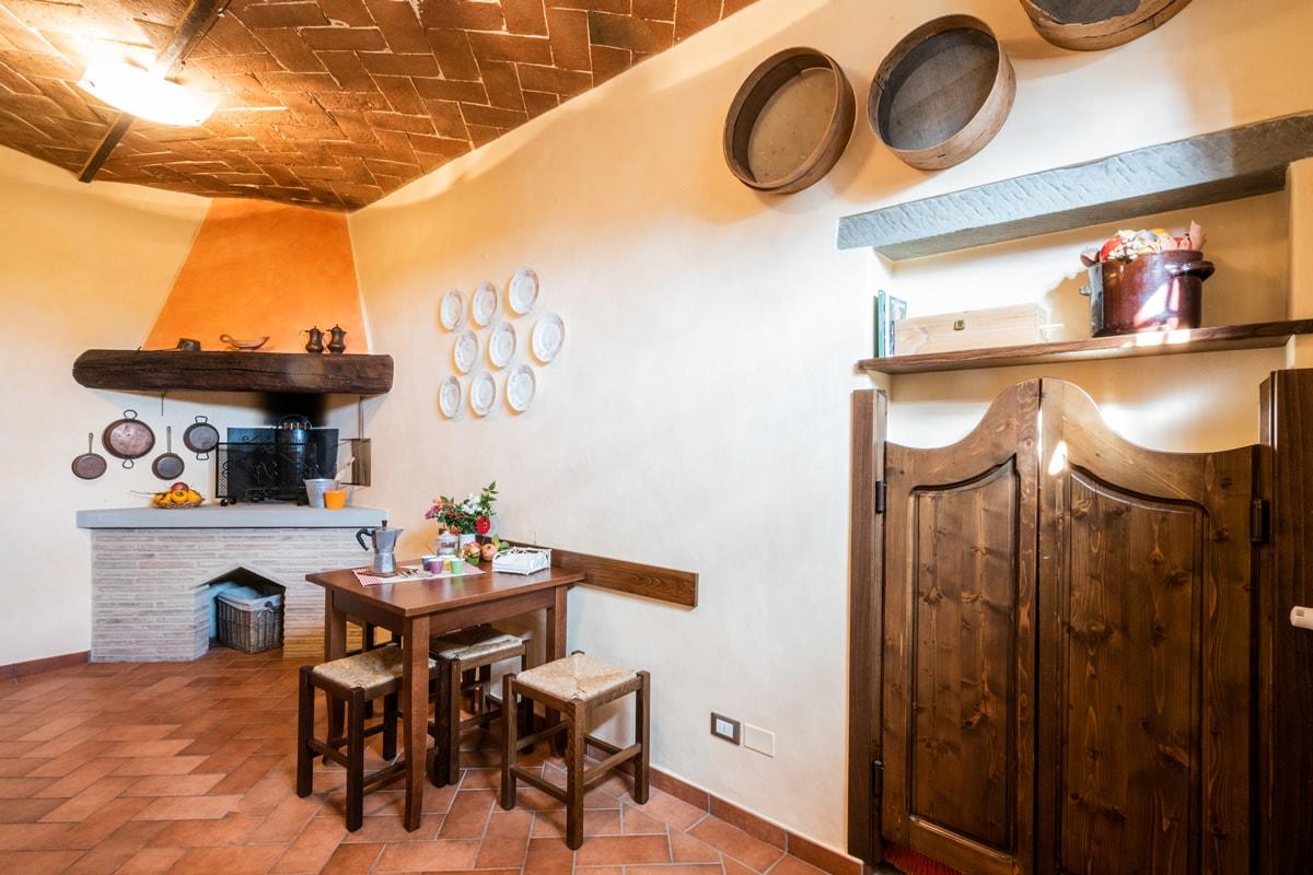 Appartamento Maria - Tavolo colazione