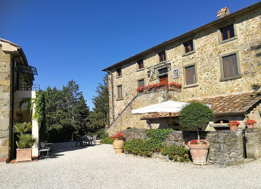 Esterni Casa Vacanze Villa Maria Casa Padronale