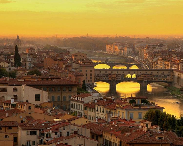 Firenze panoramica