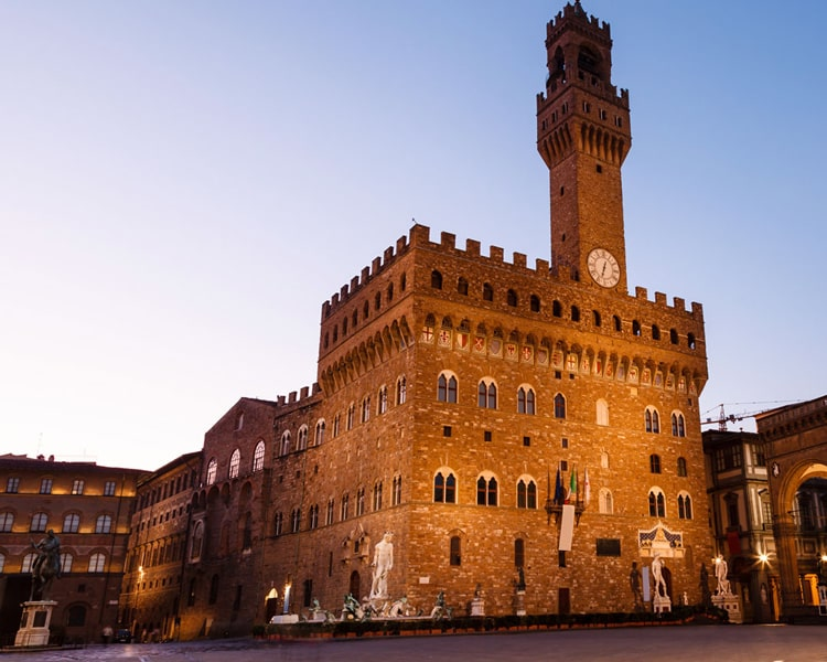 Firenze piazza