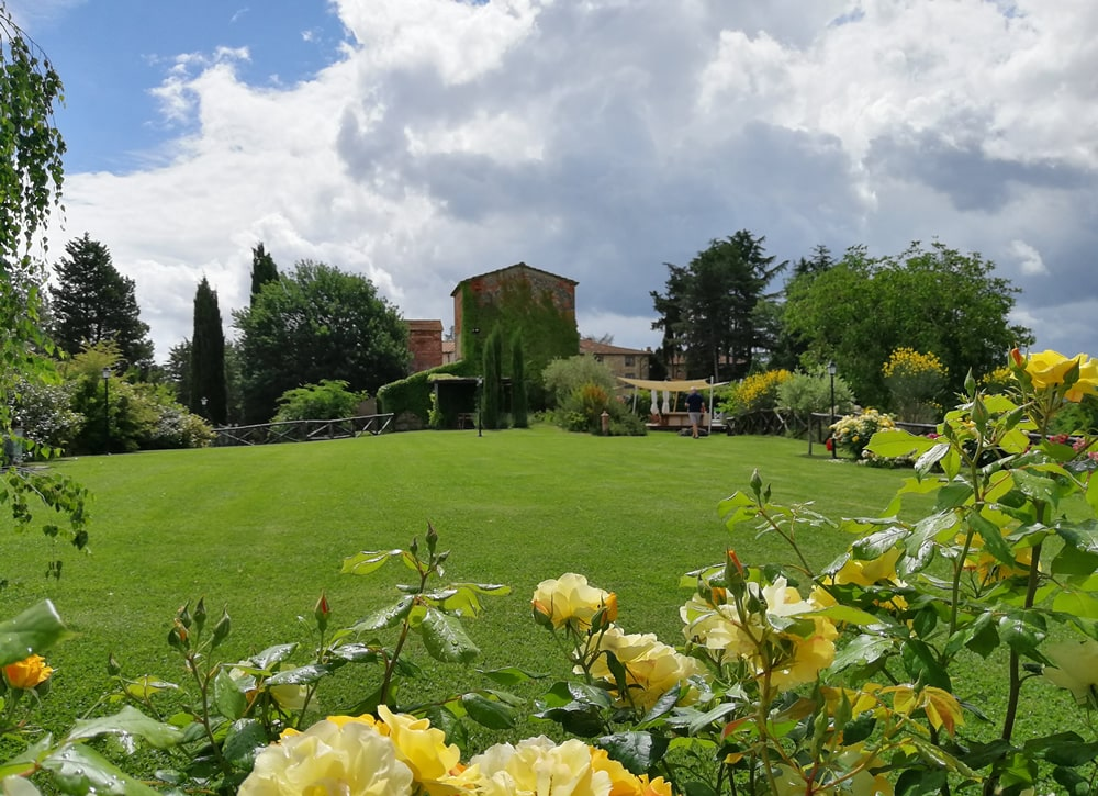 Esterni Casa Vacanze Villa Maria, giardino esterno