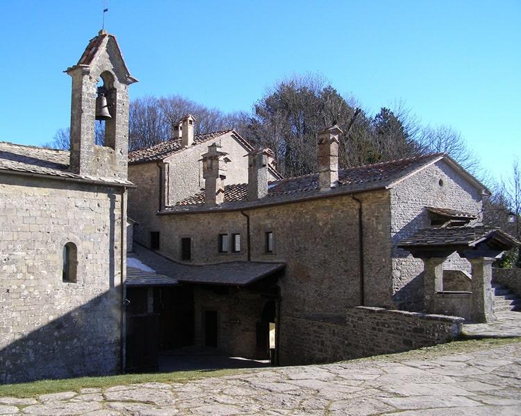 Santuario de La Verna
