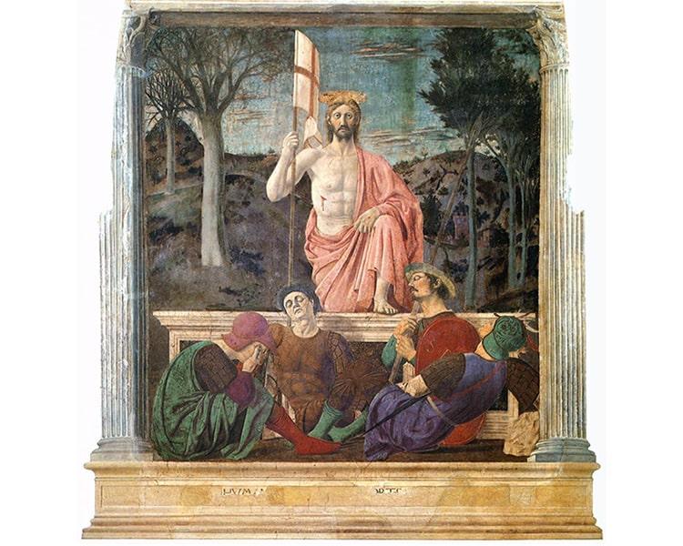 Sansepolcro, casa di Piero della Francesca