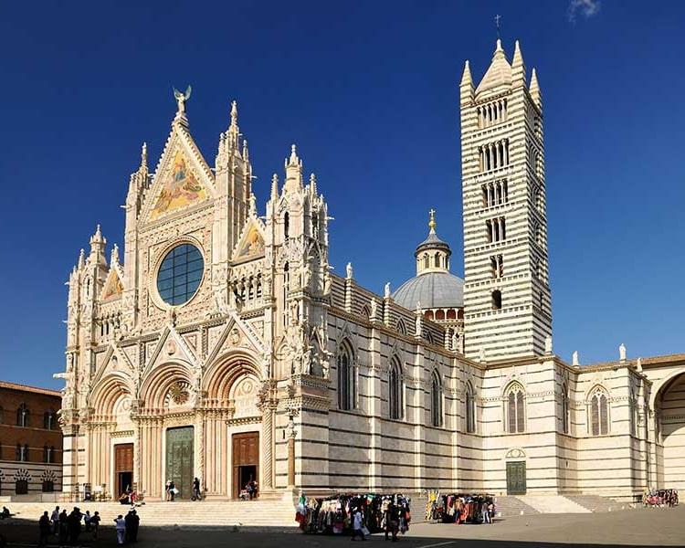 Siena Duomo esterno