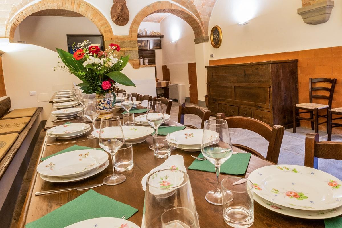 Tavolo per feste cerimonie fino a 40 persone